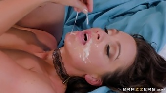 Horny health professional Abigail Mac allow a male fuck her tight crimson
