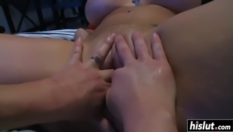 sophie dee gets fucked in hardcore fashion