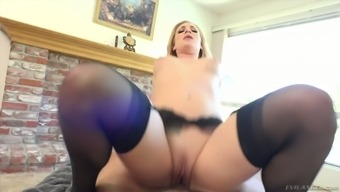 Cum-thirsty milf Dahlia Surroundings gives the most beneficial ever blowjob and gets her muff rammed