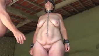 Grow older Slave Masturbated