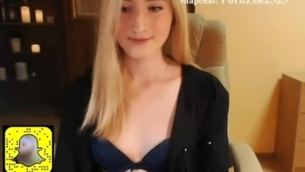 Newbie Youngster with the use of Puffy Nipples & a Wet Pussy