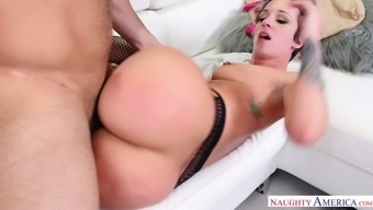 Jada Stevens is no novice in relation to fuck and she's got treasure for days