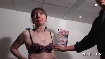 Kinky french language age popped fist fucked and sodomized