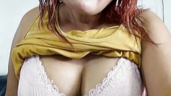 Oriental Female relative with the use of Big Tits and Wet Pussy