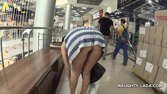 Naughty within a shopping site