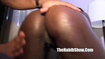 Sexy black chocolate mckenzie lee fucked bbc jimmy d