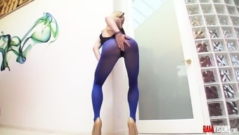 Nothing more accepted than the date in pantyhose. Dahlia Atmosphere is