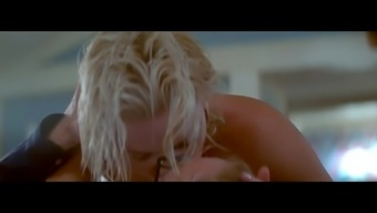 Charlize Theron Love-making Scene Compilation