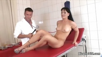 About three foul women found the medical professional part5