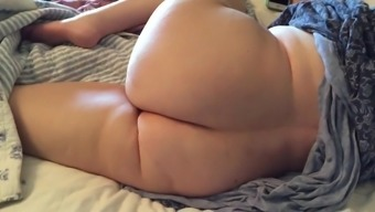 Plus-size woman Wife Clair - Butt Make use of the