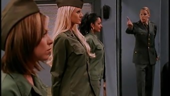 Superior association sexual intercourse with Aspen Reign and other girls in uniform