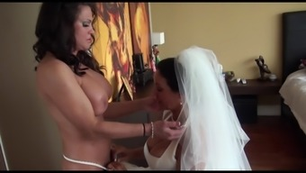PM - Lesbian Future bride and bridesmaid by KR