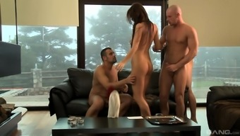 Don't miss watching Roxy Taggart getting pounded by three guys