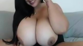 Great big excess weight tits