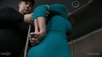 Big tits South texas tramp Dee Williams gets mammary slavery and extreme masturbation