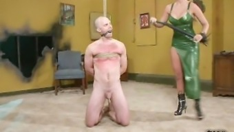Dominatrix Secures a Transfer Mankind Enslaved