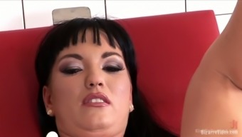 Thicc European hoe gets a kinky medical check up and that pussy is so hot