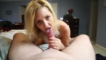 Mommy's Morning Wood