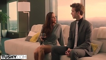 Abigail Mac And Markus Dupree In Abigail Fornicated In Missionary And Other Poses