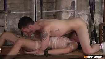 Perfect hookup for fetching boys Xavier Sibley and Oliver Wesley