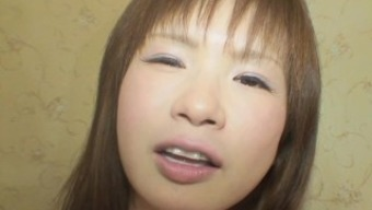 Japanese people MILF along with nice tits storage sheds her snow dress in order to get fucked