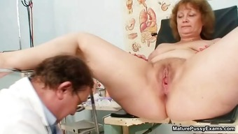 Filthy medical professional fucking his mature sufferer part5