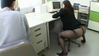 Large Butt Japanese Chick