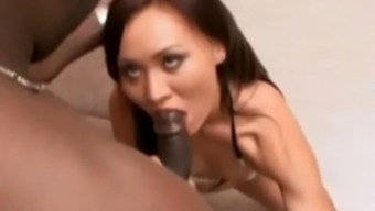 Monica Stevens - Lean Babe Pussy Lengthened By the Large Mordant Dong