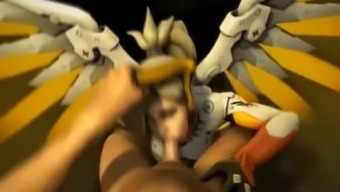Kindness from overwatch compilation creampie