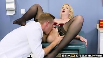 Brazzers - Medical professional Journeys - Doctors Withou