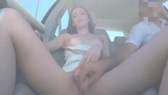 CastingCouch-X - Lily Jordan exhibits her perfect bouncy titties