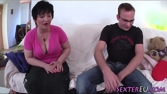 Milf fuck german born jizz