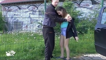Teenager Love Used And Fucked Backyard And Masses Newbie