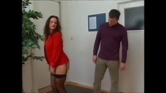Perverted Mum by using young man