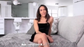 CastingCouch-X This Chloe amour lookalike happens to be the new harlot
