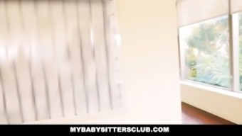 MyBabySittersClub - Nanny Robber perpetrator Fucked To maintain Task